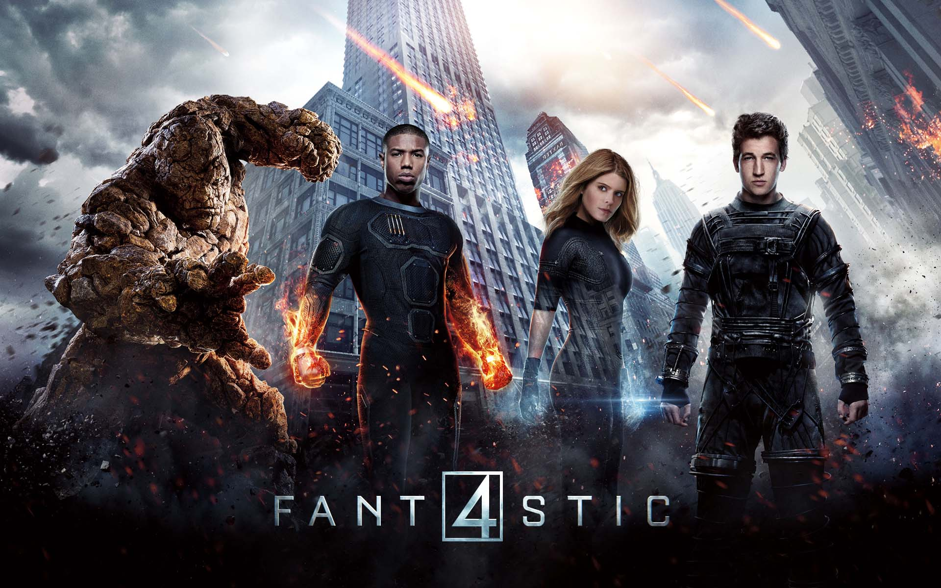 Fantastic 4 (Best of Worst Movies 2015)