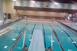 Swimming pools can be a real danger