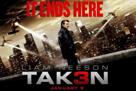 Third 'Taken' film opens in January