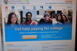Get your FAFSA on
