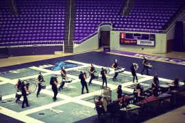 Drumline takes third at State