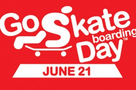 Celebrate skateboarding on June 21