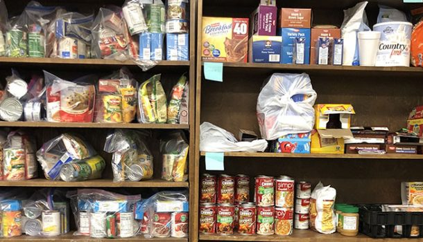 The Royal Food Pantry